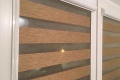 Glasleistenrollo als Duolight