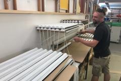 Hersteller Glasleistenrollo