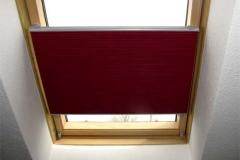 Dachfenster-Plissee ohne bohren