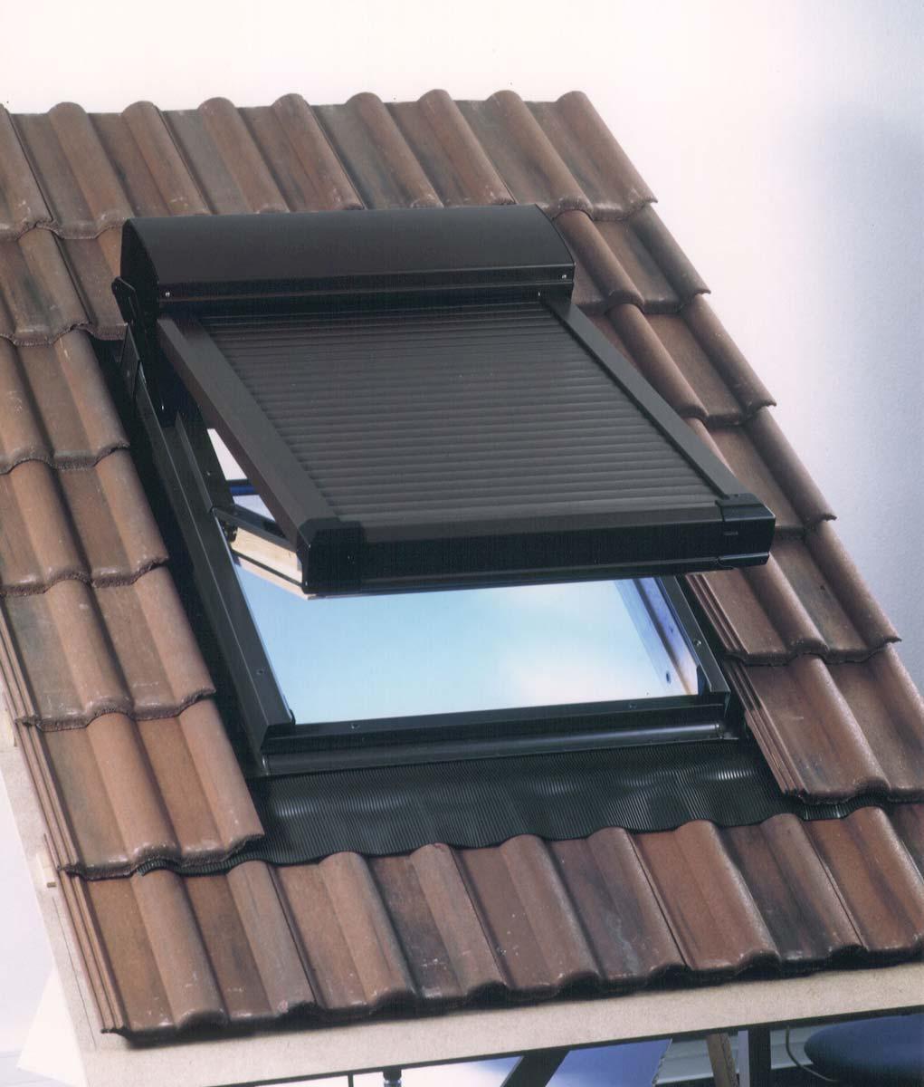 Turbo Dachfensterrollläden für jede Größe - maßgefertigt DD96