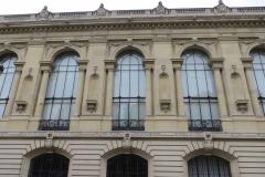 historische Fassaden-Markise