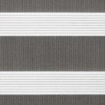 basaltgrau + weiß + Linien