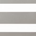 staubgrau + weiß + Linien