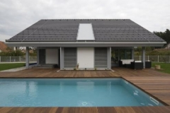 Sonnenschutz Dachverglasung