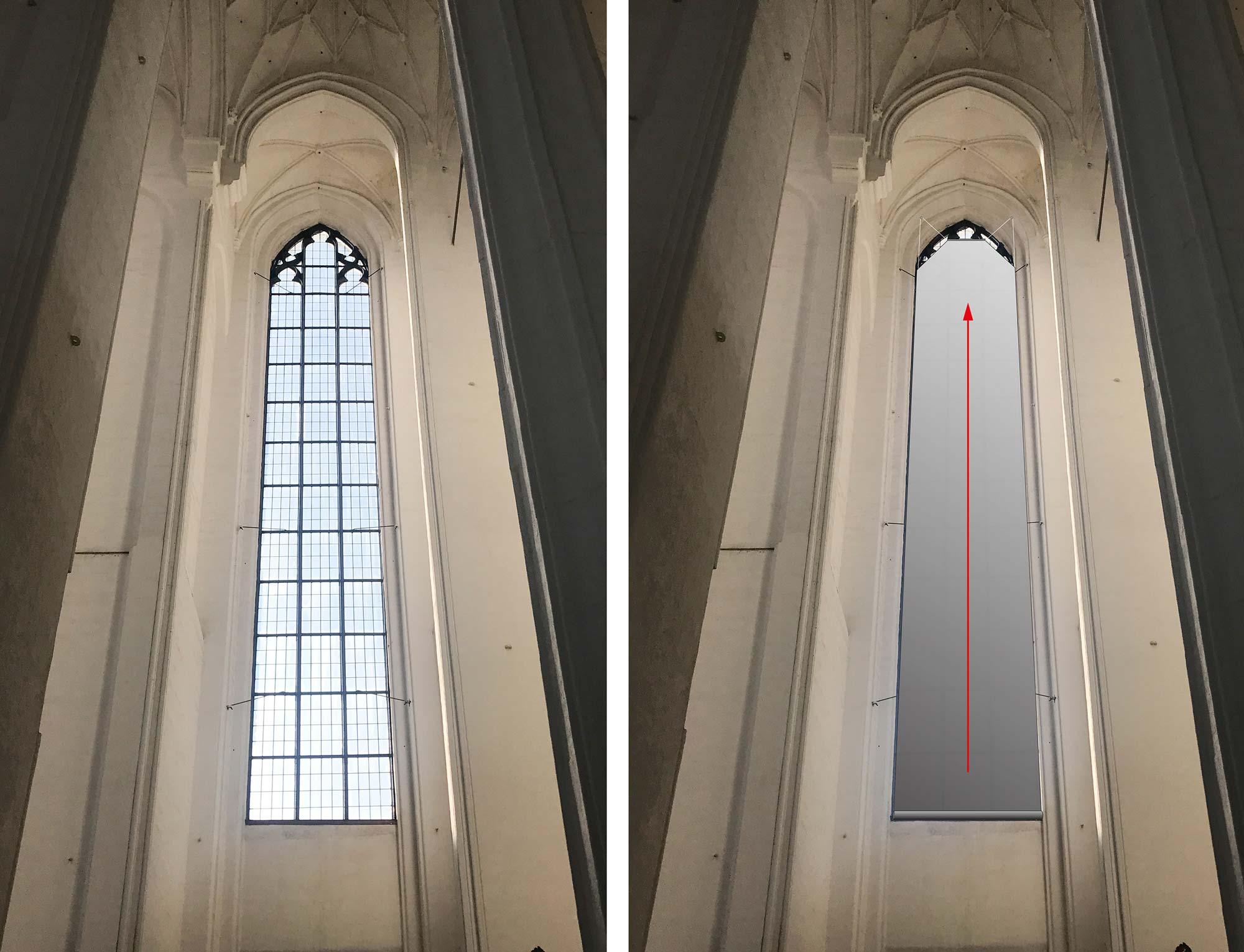 Rollos Für Altbaufenster xl rollo bis 22m höhe oder 36m länge zum werkspreis