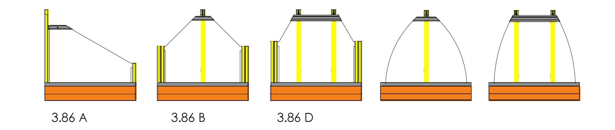 Vorhang dreiecksfenster entz ckende inspiration for Dreiecksfenster rollo