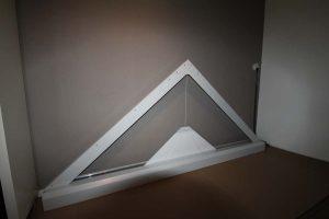Verdunkelung Dreieck