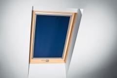 Verdunkelungsrollo Dachfenster