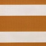 ockerbraun + weiß + Linien
