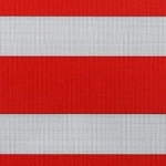 signalrot + fenstergrau