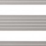 weiß + verkehrsgrau + Linien