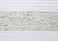 weißaluminium + weiß + Linien