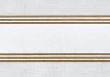 weiß + lichtgrau + blassbraune Linien
