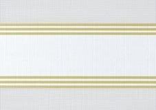 weiß + lichtgrau + grünbeige Linien