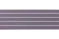 weiß + platingrau + Linien