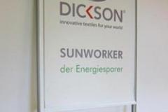Fassadenmarkisen 55er Sunworker
