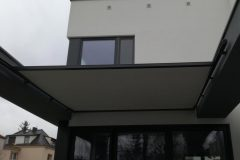 Terrassenrollo horizontal