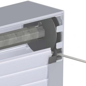 Gurtantrieb für Tageslichtrollläden