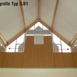 Rollo asymmetrisch Typ 3.61