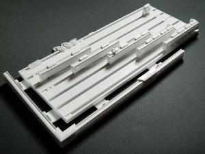 Schienentyp Flatrail