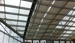 Glasdachmarkisen