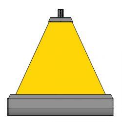 Sonnenschutz stumpfes Dreieck