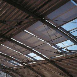 gebogene Dachmarkise