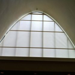 Sonnenschutz Domfenster
