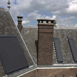 windstabile Markise für's Dach