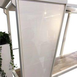 Sonnenschutz Trapezfenster