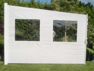 Terrassenrollo schräg