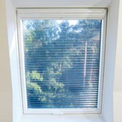 Dachfensterplissee Hitzeschutz