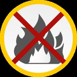 Brandschutz (Icon)