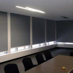 Verdunkelung Konferenzraum