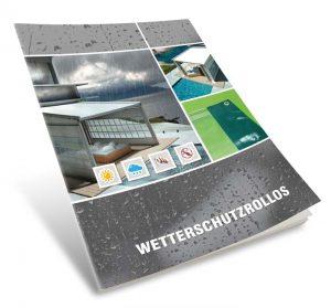 Prospekt Wetterschutzrollos