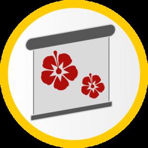 Icon: Fensterdeko