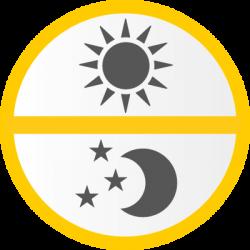 Icon: Tag & Nacht