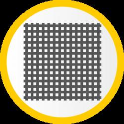 Icon: Textilscreens