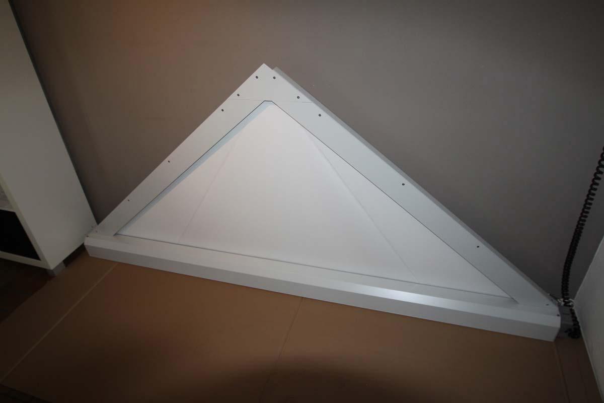 Sonnenschutz Dreiecksfenster Vom Sonderbauexperten Bereits Ab 19 Qm
