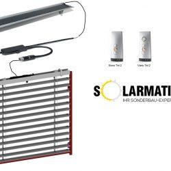 Raffstore solar