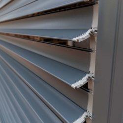 Rollladen-Jalousie solar