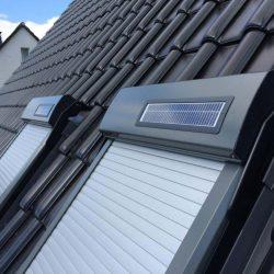 Dachfenster-Rollo Solar
