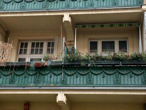 Mieter-Rollo Balkon
